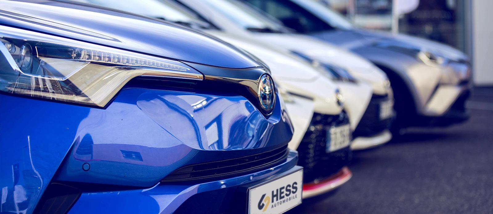 Alban, Directeur Achats véhicules d'occasion et Pricing