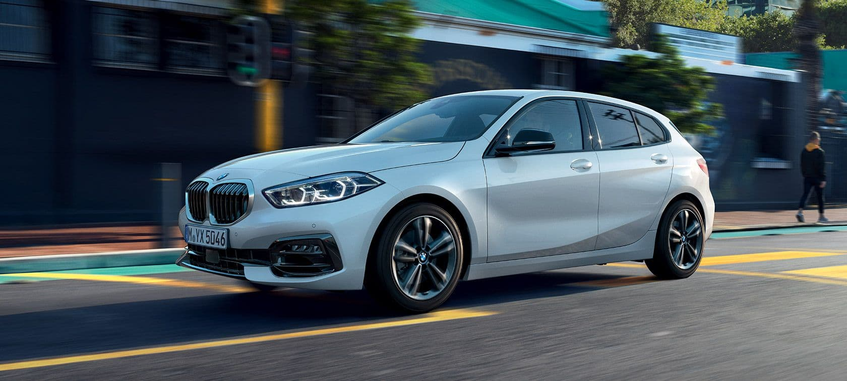 Nouvelle BMW Série 1 Edition Sport