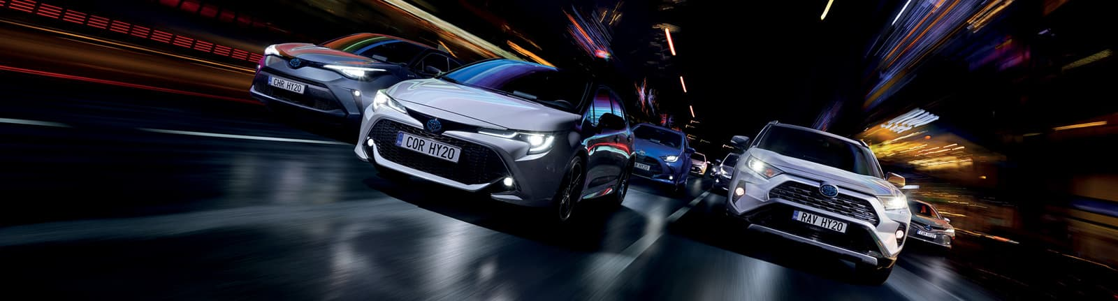 20 ans d'Hybride Toyota