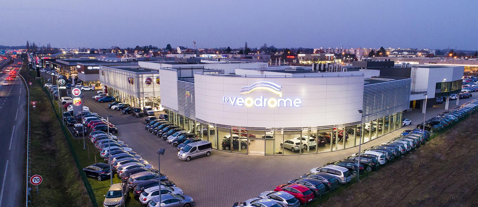 CONCOURS Le Veodrome 3.0 <br> Créez notre nouvelle identité visuelle et gagnez 5000€