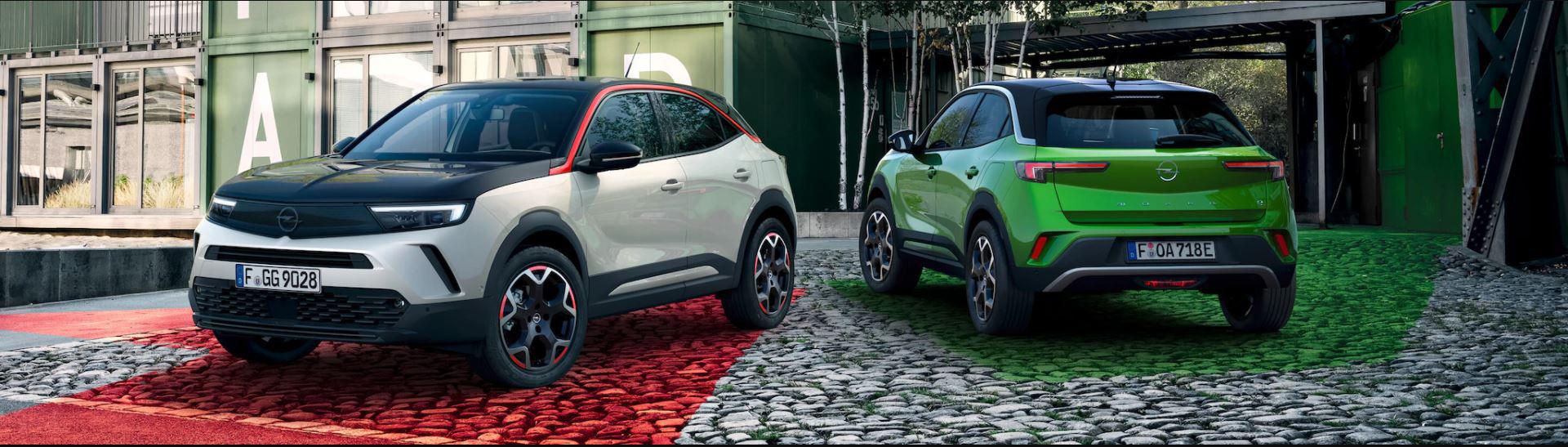 Nouvel Opel Mokka : un design émotionnel, un festival de premières