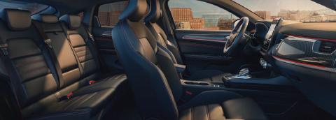 Renault Arkana intérieur 2021