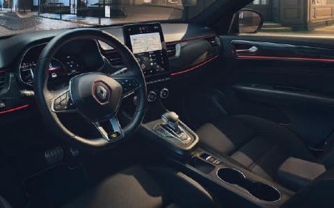 Renault Arkana intérieur