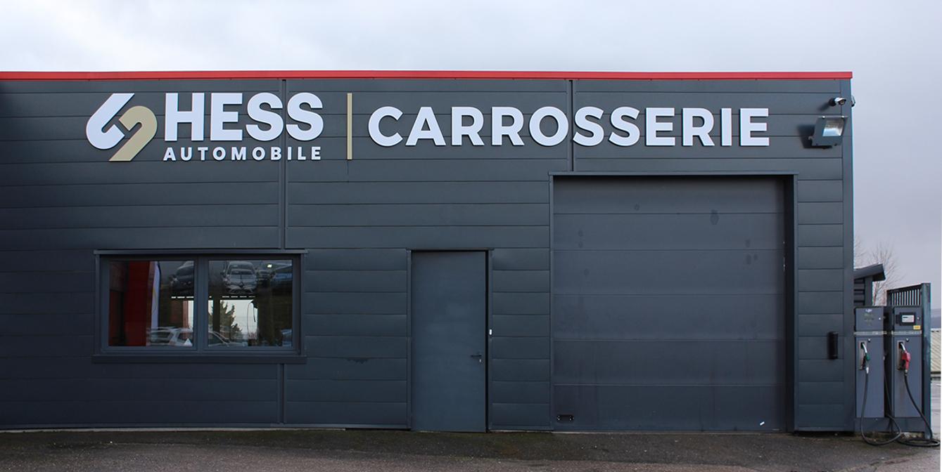 HESS Automobile Carrosserie : plus qu'une offre !